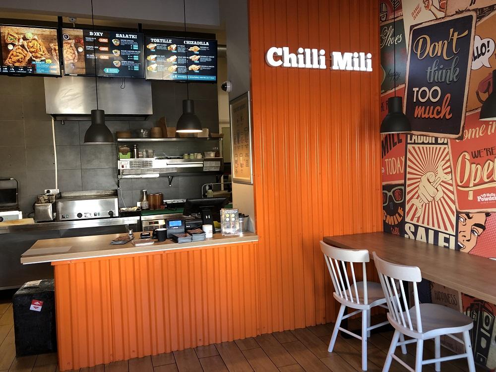 Restauracja Chilli Mili Milicz